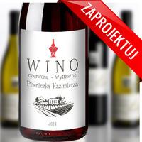 etykiety na wino - kreator